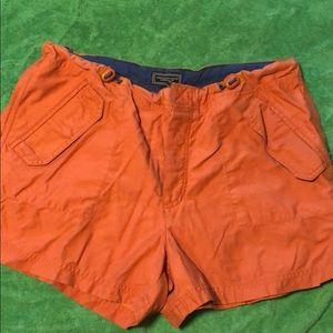 Orange AMerican Eagle size 12 shorts